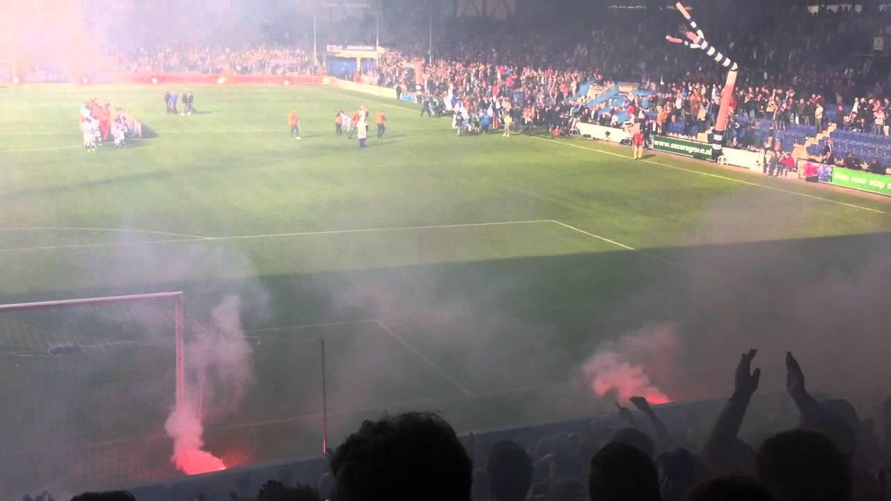 De Graafschap- FC Volendam Playoffs 14/15