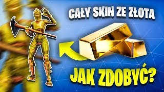 HOW TO GET ALL THE GOLDEN SKINS IN FORTNITE? * DO NOT DO THIS *
