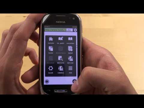 Nokia Oro - Internet - Teil 3