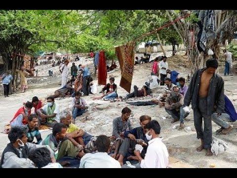الهند ترزح تحت وطأة الجوع والبطالة بعد تفشي كورونا  - 18:01-2020 / 4 / 1