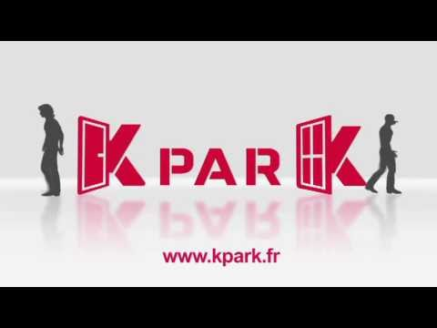 logo kpark le sp cialiste de vos menuiseries fen tre porte et volet youtube. Black Bedroom Furniture Sets. Home Design Ideas