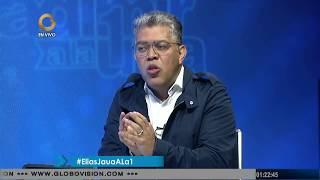 Elías Jaua: Ayer se produjo un gran voto castigo contra la oposición (2/5)