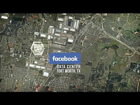 Facebook Data Center - Fort Worth