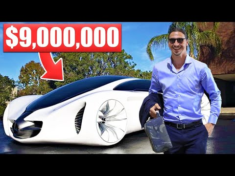 10 Most Expensive Things Zlatan Ibrahimovic Owns