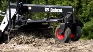 Bobcat Laser Grader Attachment Thumbnail