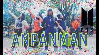 [K-POP IN PUBLIC COLOMBIA]_ BTS (방탄소년단) ANPANMAN _ Dance Cover_ Aeternum Dance Crew