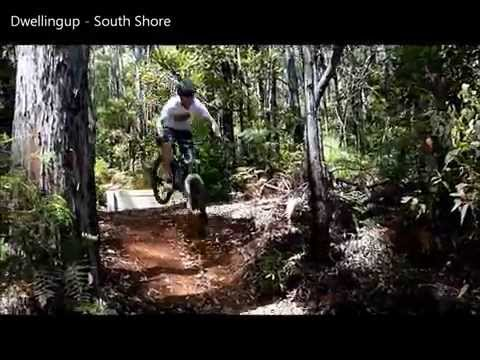 Mountain Biking Perth - Free Ride & Downhill