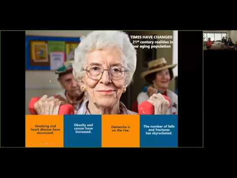 Aging Well in the 21st Century: Preventing Falls and Mobility Issues in Older Adults