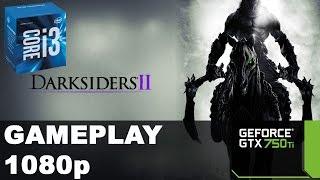 darksiders 2 -gtx 750 ti -core i3 6100 -1080p -settings english-español