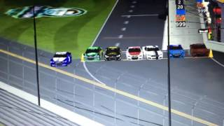 NR2003 - The 7 Wide Standing Start