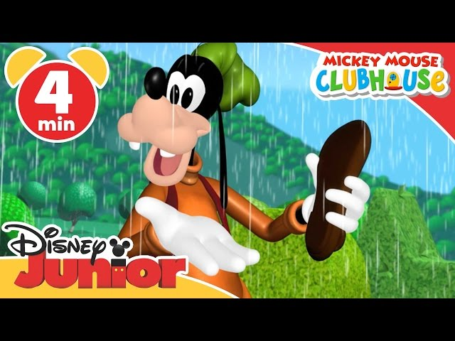 Mickey Mouse Clubhouse | Sprinkler Shower! | Disney Junior ...