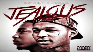 Fredo Santana Ft Kendrick Lamar - Jealous Instrumental (Reproduced By Who) *Best On Youtube*