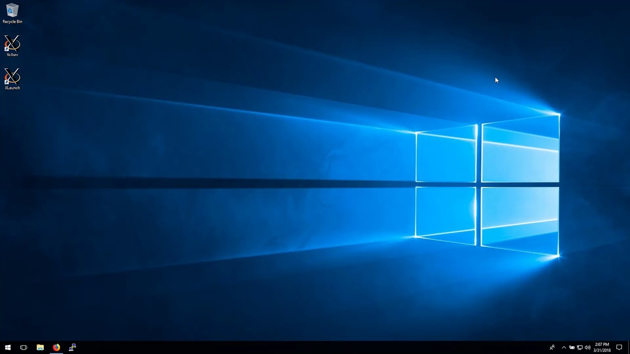 Graphical Linux Apps in Windows via SSH
