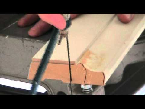 How to Install Baseboard / Skirting Boards. SECRET REVEALED!