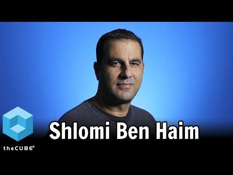 Shlomi Ben Haim, JFrog - CUBE Conversation with John Furrier #theCUBE