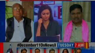 Owaisi: TRS will form next govt on its own strength    Telangana now 2019 pivot?