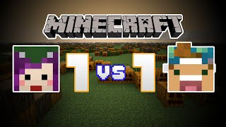 Minecraft 1v1 with Joey!