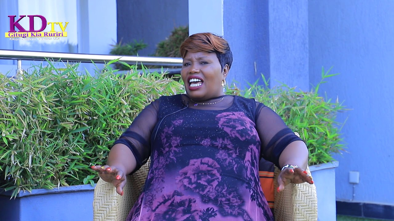 Download I GOT MARRIED TO A VERY OLD MAN  FAMOUS KAMEME FM JANJO SHOW PRODUCER  MERCY NUNGARI REVEALS
