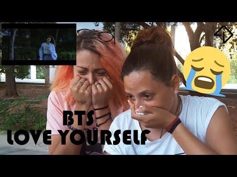 BTS - LOVE YOURSELF (起, 承 & 轉) - 4D reaction (greek version)