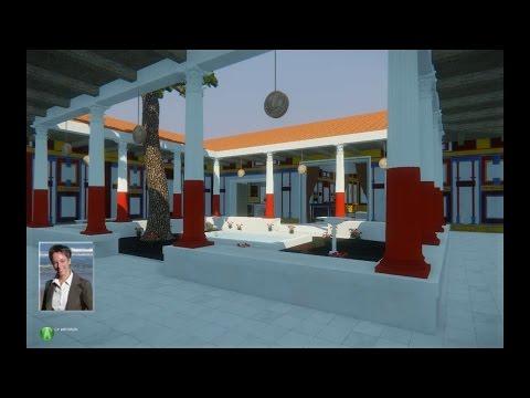 Les maisons de Rome [3D] - Les Nocturnes du Plan de Rome - 08 oct. 14