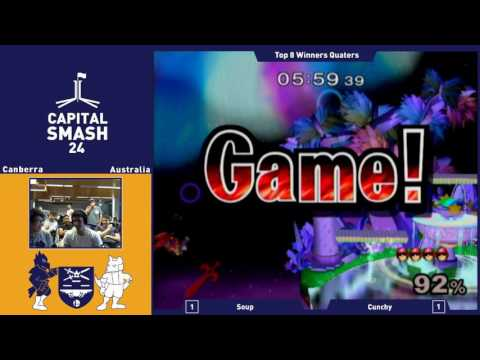Daily Melee Highlights: S2J gets a teams 4 stock come back on Mang0 and Lucky