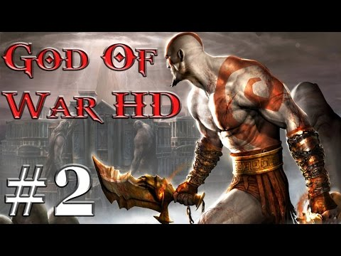 The Women Of Athens - God Of War HD - Part 2