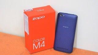 Cheapest VoLTE Smartphone : Zopo Color  M4 Unboxing & Quick Review