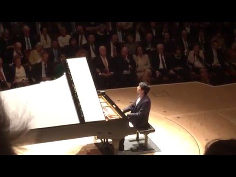 SUPERSTAR Lang Lang plays the Seasons of Tchaikovsky in a piano recital in Germany