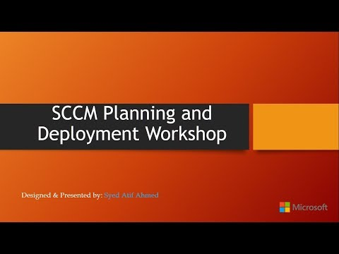 SCCM 2016 BOOT CAMP (2 Days) PROMO