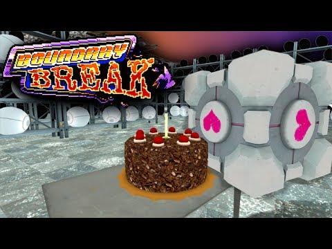 Out of Bounds Secrets | Portal - Boundary Break