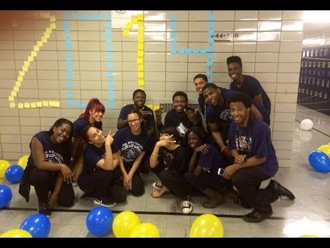 Senior Prank 2014 - George Westinghouse High School