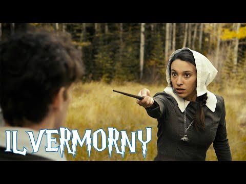 "ILVERMORNY ""American Hogwarts"" 