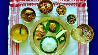 traditional dishes of assam