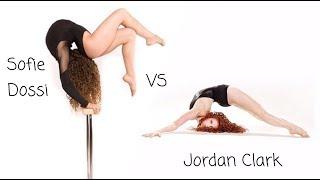 Sofie Dossi VS Jordan Clark