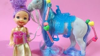 My Little Princess  My Little Pony Toy Unboxing A Princesinha e seu belo cavalo