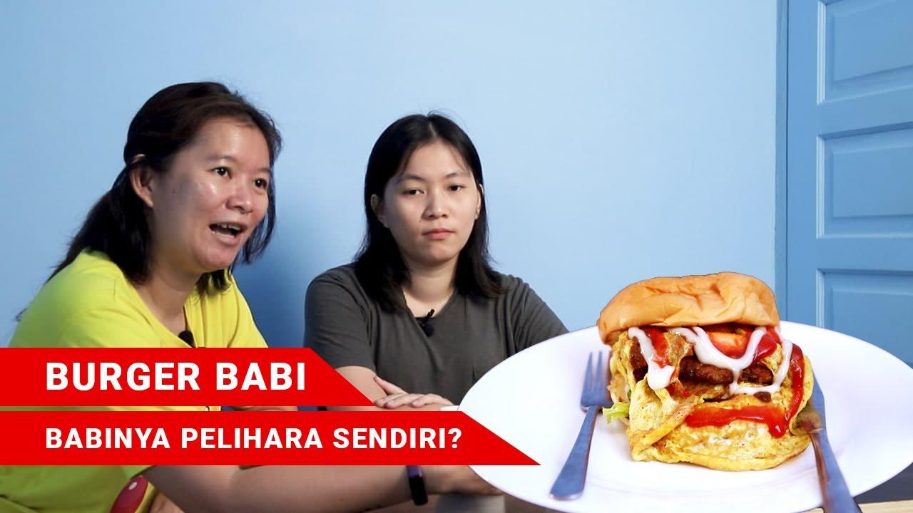 Penuh Suka Duka, Inilah Kisah Burger Logam