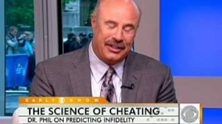 Dr. Phil Examines 'The Cheating Gene'
