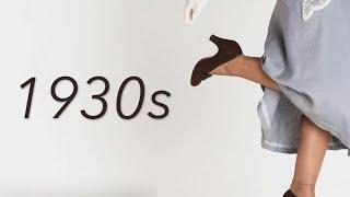 История каблуков за 100 лет