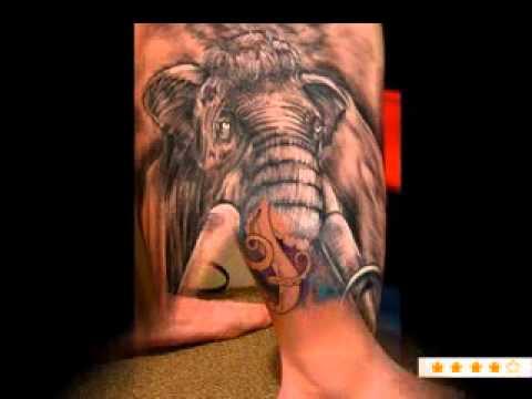 Imagenes De Tatuajes De La Pierna Para Hombres Youtube