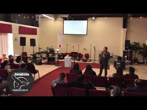 Pastor Byron Garcia - Tiempo Cronos y Tiempo Kairons