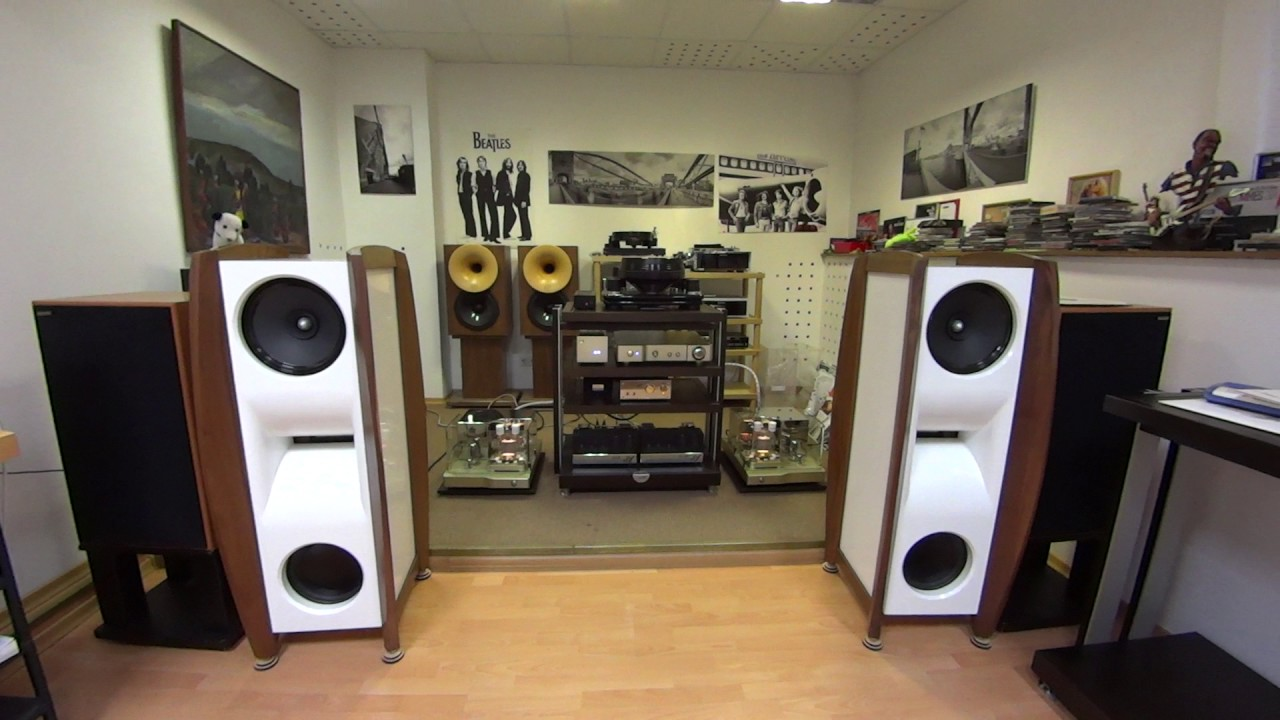 Crimson investigation lp & nottingham analogue studio deco wavac he