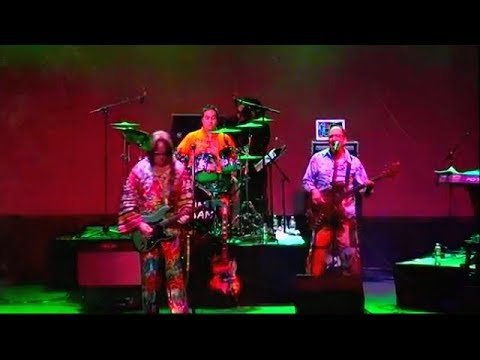 Todd Rundgren's Utopia - Something's Coming and Seven Rays 2011 HD