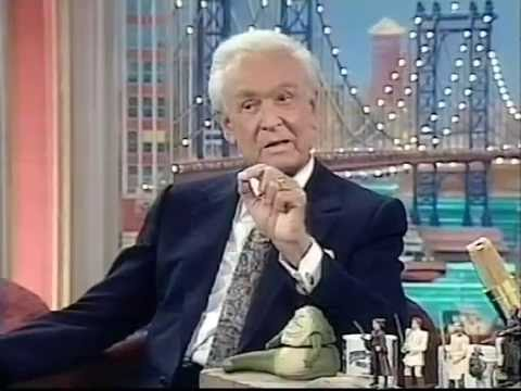 Bob Barker on The Rosie O'Donnell Show - YouTube