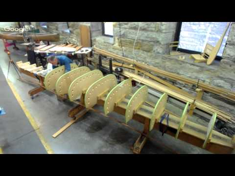 Canoe Builder ShopCam 100815