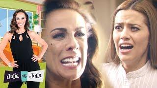 Capítulo 12: ¡Julia huye de Rosario! | Julia Vs Julia - Distrito Comedia