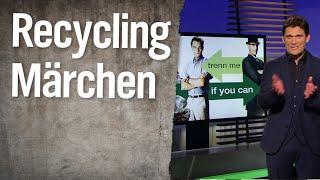Christian Ehring: Das Märchen vom Recycling