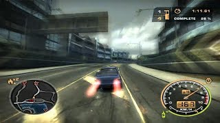 Need For Speed: Most Wanted (2005) - Challenge Series #15 - Tollbooth Time Trial