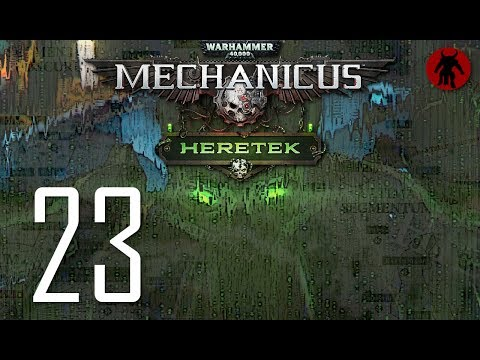 Warhammer 40,000 Mechanicus - Heretek #23 |