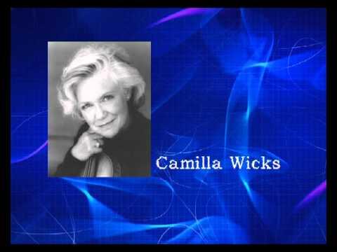 Camilla Wicks WALTON Violin Concerto