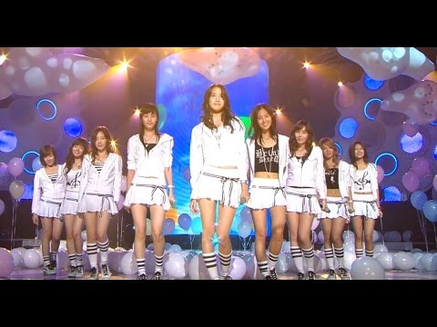 Girls' Generation - Into The New World / Stage Mix 1080p 60f (소녀시대 다시만난세계 교차편집)